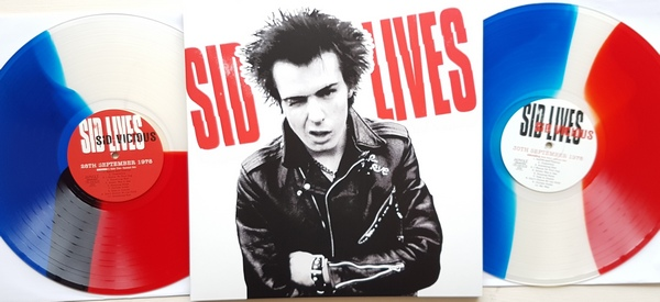 Sid Vicious 'Sid Lives' 2xLP Ltd Ed BFRSD