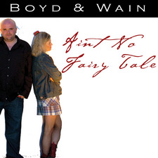 Boyd Wain No Fairytale cover 225px