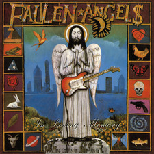 Fallen Angels In Loving Memory 2xCD cover 225px