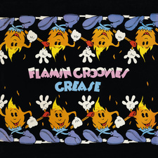 Flamin Groovies 'Grease' 2LP cover