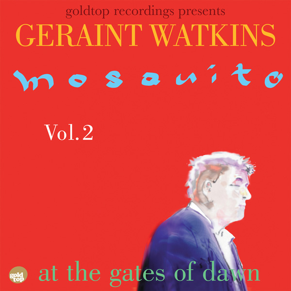 Geraint Watkins Mosquito Vol 2 cover