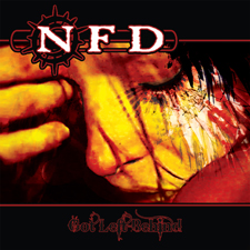 "NFD 'Got Left Behind' 7"" cover"