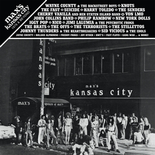 Max's Kansas City 1976 & beyond CD cover