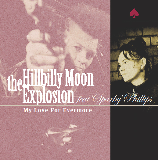 Hillbilly Moon Explosion My Love red