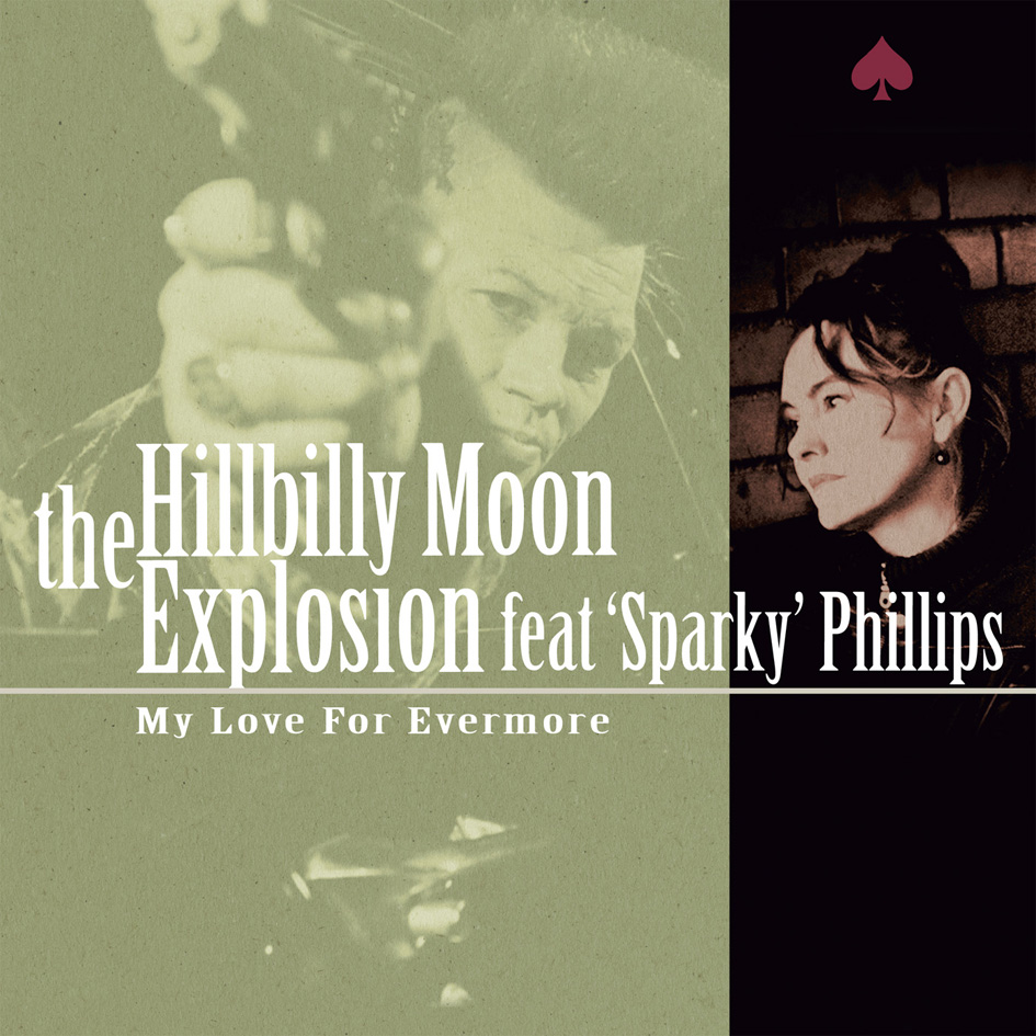 Hillbilly Moon Explosion My Love yellow