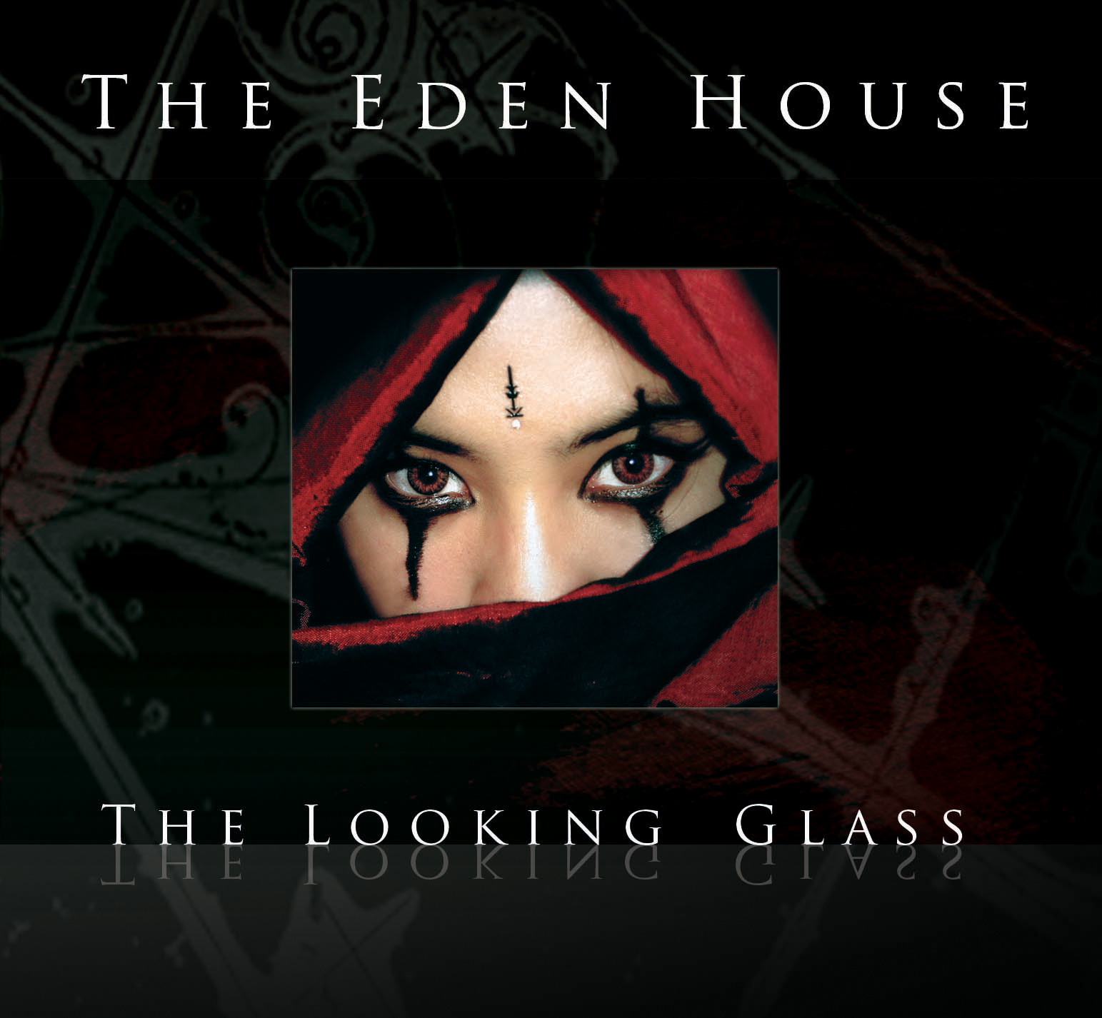 The Eden House The Looking Glass cover